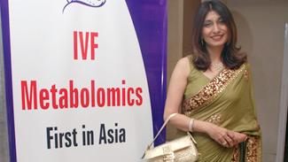 Dr. Rishma Pai IVF Metabolomics First in Asia