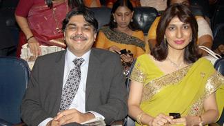 Dr. Rishma Pai and Dr. Hrishikesh D. Pai
