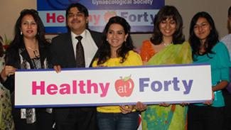 Poonam Dhillon, Hrishikesh Pai, Shaina N C, Rishma Pai and Anvisha Pai