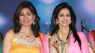 Dr. Rishma Pai With Shridevi