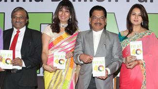 Dr. Kishor Taori, Dr. Rishma Dhillon Pai, Hon. Cabinet Minister for Health, Govt of Maharashtra, Poonam Dhillon
